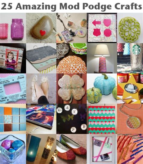 diy mod podge gifts the world s catalog of ideas