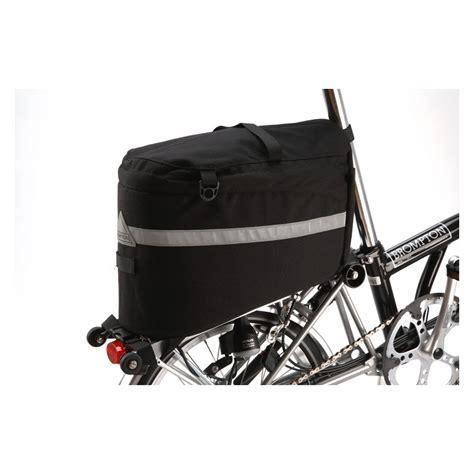 brompton luggage rack sack bag for rear rack