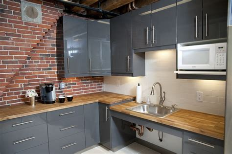 Brick Backsplashes For Kitchens Brick Backsplash In A Kitchen Kitchentoday