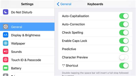 how to use settings in ios to configure your or iphone macworld uk