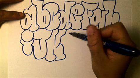 howart   draw graffiti alphabet throwies youtube