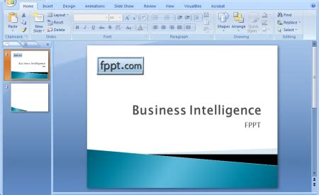 Business Intelligence Powerpoint Template creating a business intelligence powerpoint template