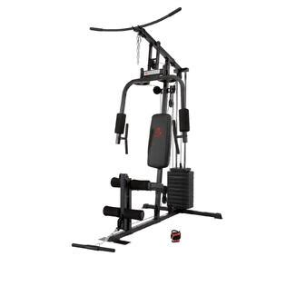 marcy home with 100 lb single stack fitness