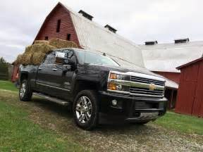 2016 chevrolet silverado 2500 hd high country review