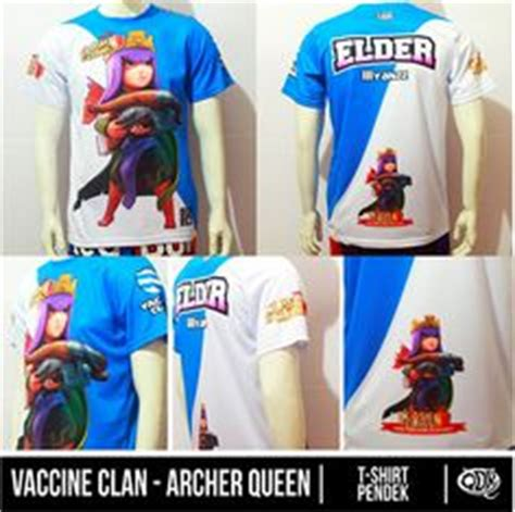 Kaos Clash Of Clans Supercell Logo 3 Lengan Panjang Lpg Clc05 clash of clans jersey 2 bahan fit polyester