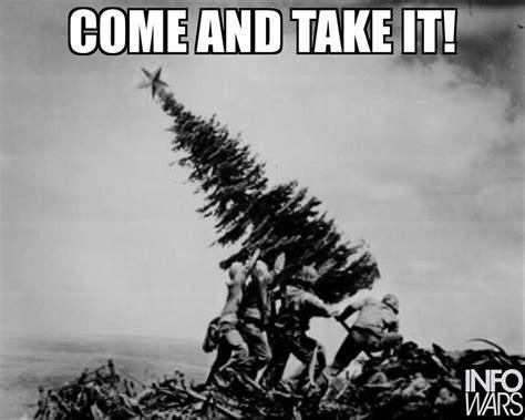 War On Christmas Meme - infowars war on christmas meme contest winner announced