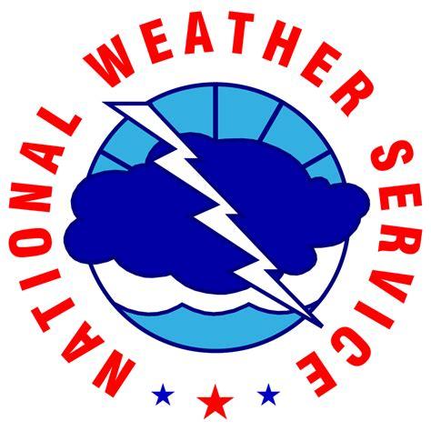Image result for national weather service logo