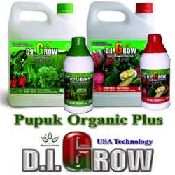 pupuk organik plus d i grow