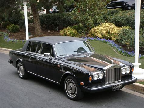 luxury rolls royce 1978 rolls royce silver wraith 4 door luxury sedan 139372