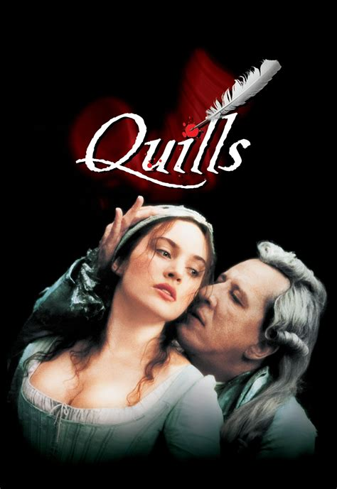 quills movie streaming quills 2000 the movie