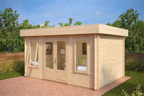 Pavillon 3 X 2 50 by Modern Garden Room Jacob D 12m 178 40mm 4 4 X 3 2 M