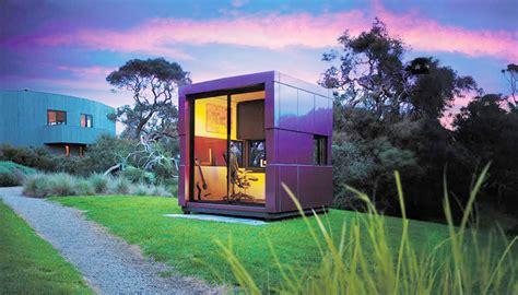 harwyn pods  tiny prefab workspaces