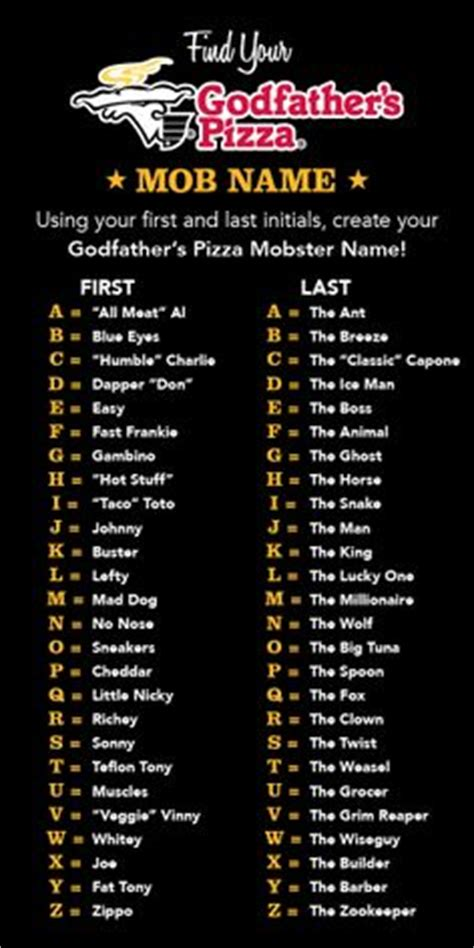 gangster names 1000 images about what s my name on name generator names and