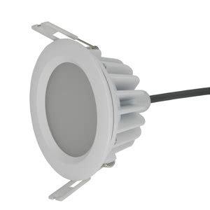 badkamer spot waterdicht led inbouwspot 5w wit rond waterdicht ip65 led