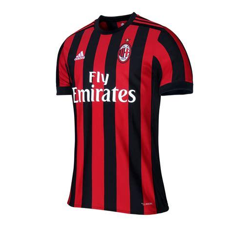 Jersey Milan official site of milan football club ac milan