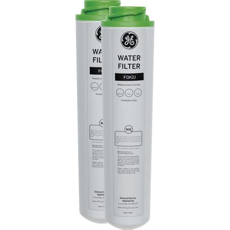 ge under water filter ge dual flow replacement water filters advanced