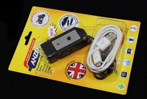 Obral Anzena Alat Carger Untuk Motor jual charger motor usb 50 ribu murah merk anzena modifikasi co id