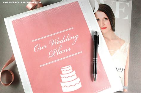 how to make a wedding planning binder your easy step by step guide 40 free must have wedding templates for designers free