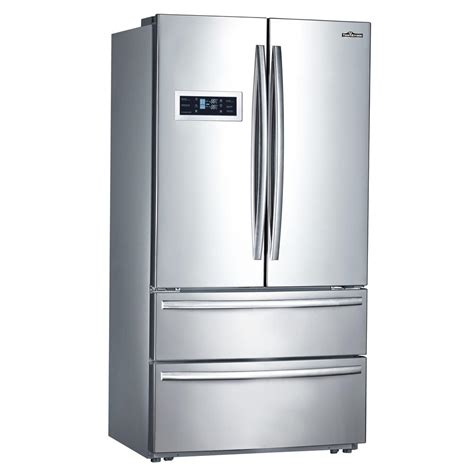 Counter Depth Door Refrigerator Stainless Steel by Thor Kitchen Counter Depth 20 85 Cu Ft Door