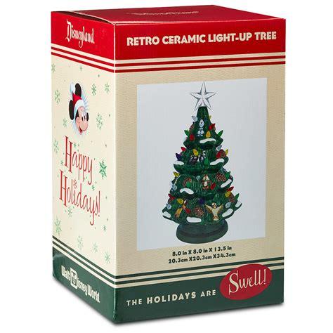 your wdw store disney light up tree mickey