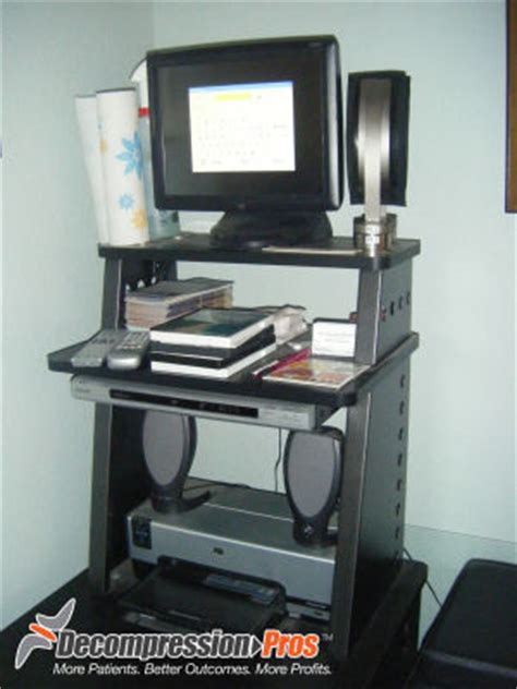 Chiropractic Tables For Sale by Used Spinemed 2007 Lumbar Chiropractic Table For Sale