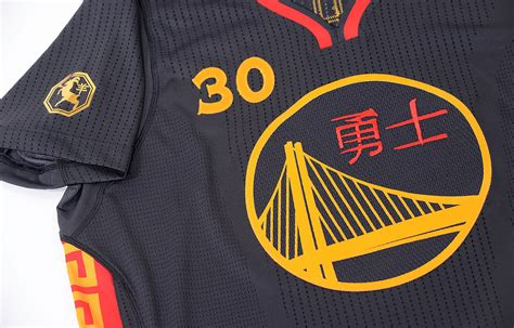 golden state warriors new year warriors unveil new year jerseys don t stop