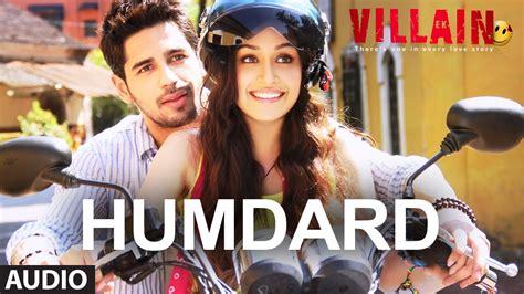 film india ek villain lagu lirik lagu humdard dan artinya ek villain pecinta india