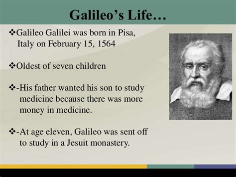 galileo galilei biography inventions other facts galileo