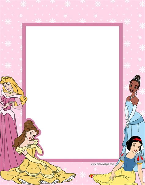 Bingkai Foto Photo Frame Hk by Frame Clipart Disney Princess Pencil And In Color Frame