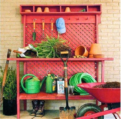 garden potting bench plans diy potting bench plans to make your gardening easier