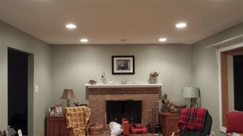 can lights in living room marceladick com ceiling hugger fans hton bay ceiling fan hugger 52 in
