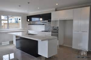 awesome White Kitchen With Black Island #2: DSC_0034.jpg
