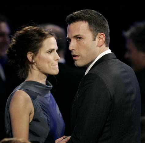 Afflecks Anti Ad Is Banned In Boston by Photos Here S Why Garner Married Ben Affleck