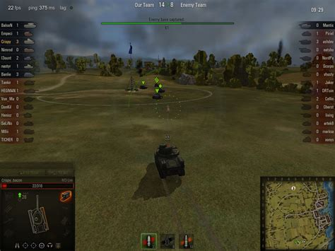 Is The Enemy On Base by World Of Tanks Screenshots For Windows Mobygames