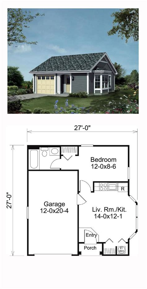 garage guest house plans best 25 1 bedroom house plans ideas on pinterest guest