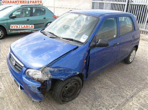 Suzuki Alto Spares Suzuki Alto Breakers Alto Gl Dismantlers