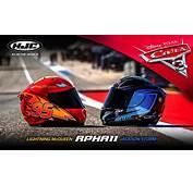 HJC RPHA 11 Cars 3 Helmets Pay Tribute To Pixar's Newest Movie