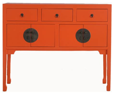 Asian Sideboards happiness sideboard asian buffets and sideboards by cottage bungalow
