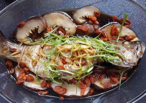 Tusukan Daging Hongkong cara membuat kerapu stim ala hongkong mudah dan enak resep harian