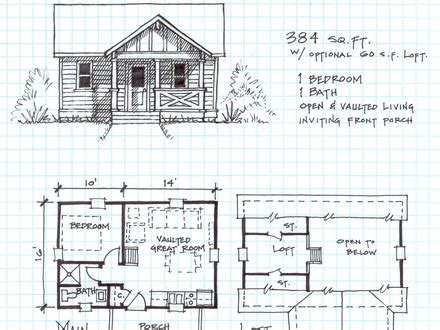 small cottage house plans with loft hunting cabin plans small cabin plans with loft kits loft