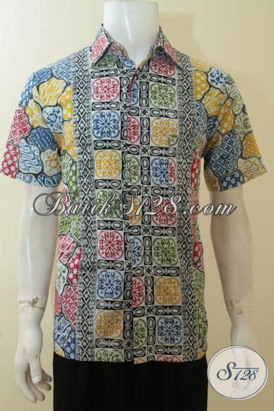 Kk2280 Koko Motif Gaul 30 baju remaja cowok baju batik remaja pria hem batik lengan