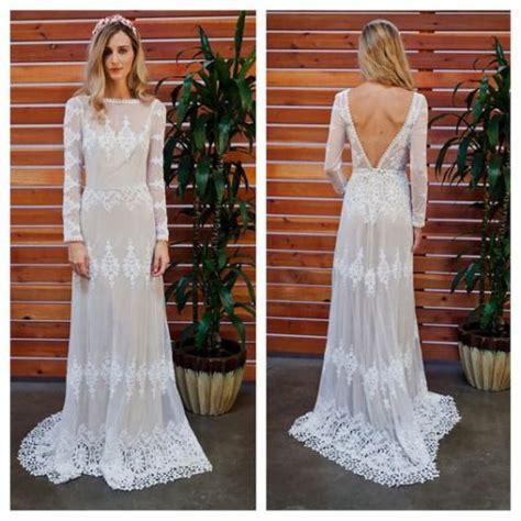 open back beach wedding dresses – 36 Low Back Wedding Dresses   Page 2