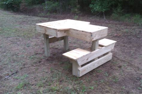 homemade shooting bench plans kalen rifle shooting bench plans