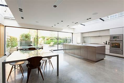 kitchen designs london contemporary london residence for sale