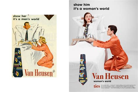 gender role reversal in ads reversing gender roles courting family recreating vintage ads to reverse gender roles fstoppers