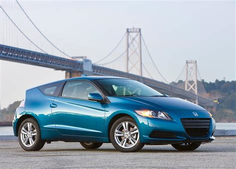 honda two seater honda cr z most efficient two seater in 2011