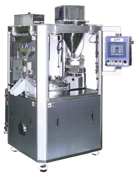table top semi automatic capsule filling machine capplus technologies processing and packaging machinery
