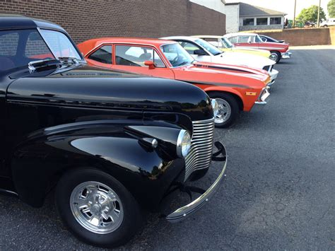 Hughes Plumbing Nc by Classic Car Cruise In Statesville Nc