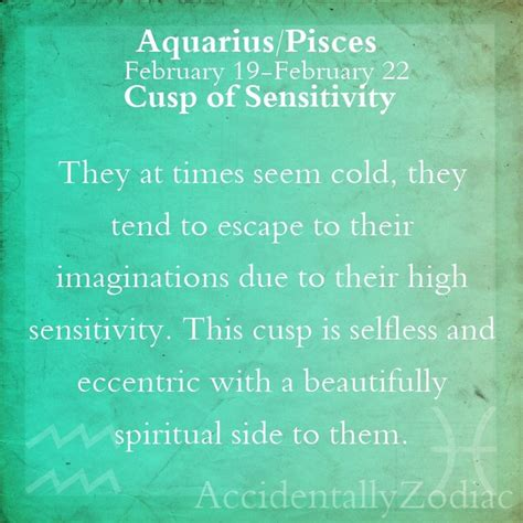 best 25 aquarius pisces cusp ideas on pinterest
