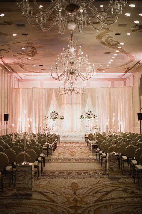 Wedding Ceremony Dallas by Luxurious Dallas Wedding At Adolphus Hotel Modwedding